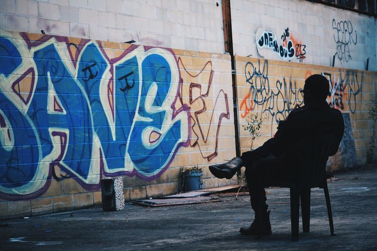 Behind the walls of Ybor City