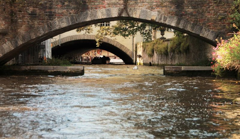 Bruges Brugge Old Bridge Old Bridge And Water Hanging Out Taking Photos Canonphotography Tranquil Scene Beautiful Places Atmospheric Mood Silence Check This Out