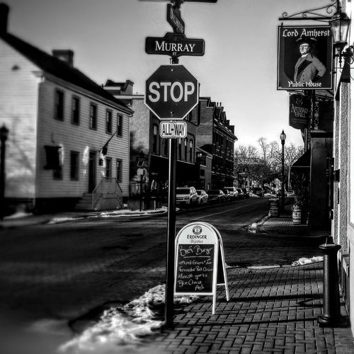 Amherstburg Blackandwhite Photography Pub Greatbeer Mytown My Favorite Place