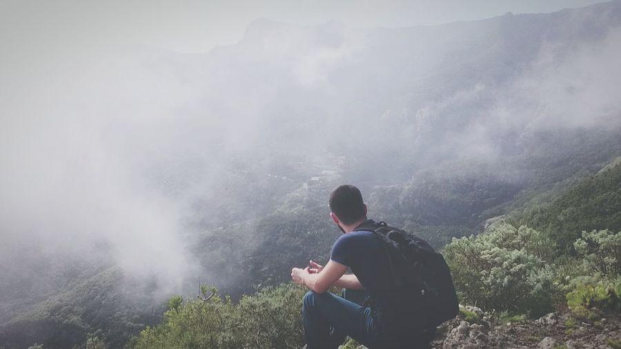 🏔️ Relax Fog