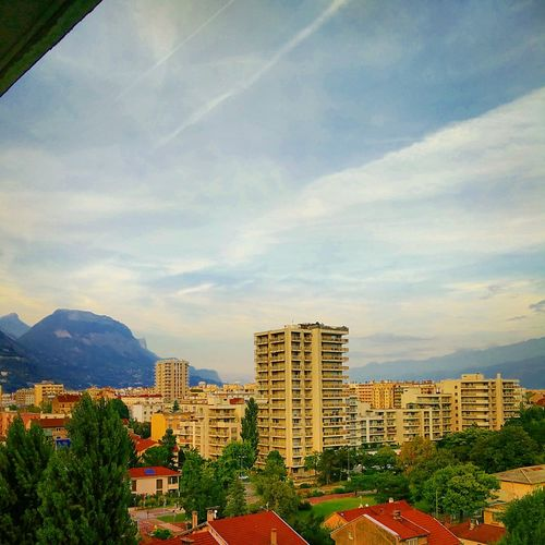 Grenoble from home
