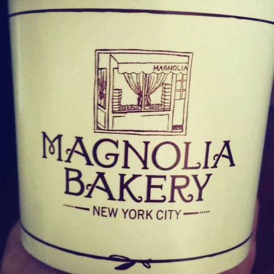 the best! Magnolia Bakery .. Banana Pudding ♡♡♡♡
