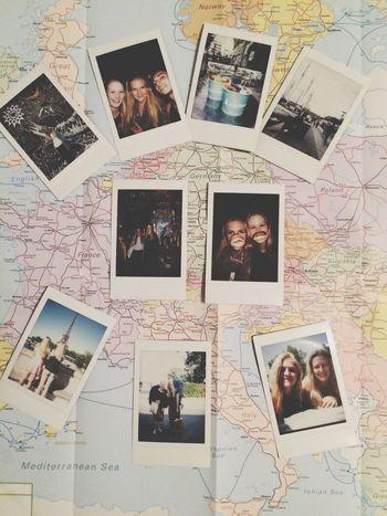Memories Interrail Poloroid Throwback ArtWork Taking Photos Europe Traveling Enjoying Life Wannagoback