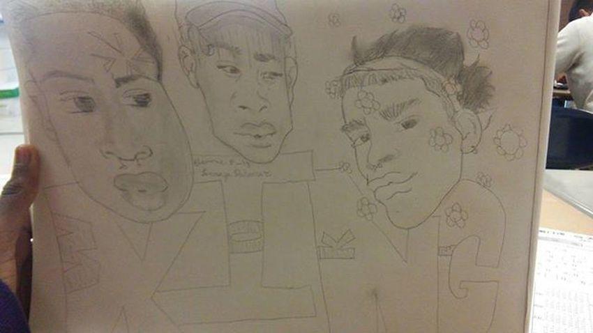 """Reece....What are you doing?""-Me(@lenny.p_18 ) Art Reeceking Jnrchoi Brianwhitaker Models Lennyp Sketch King Woke BLK Menofcolor Problack"