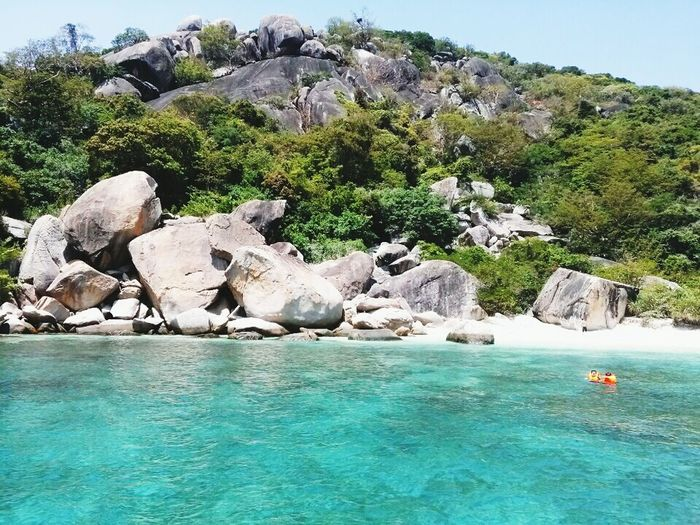 Vietnam Bìnhba Island Beach