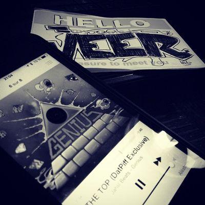 Genius Jahlilbeats IPhone5 Hello Jeer