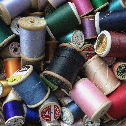 Thread Sewing Still Life Thread Colors