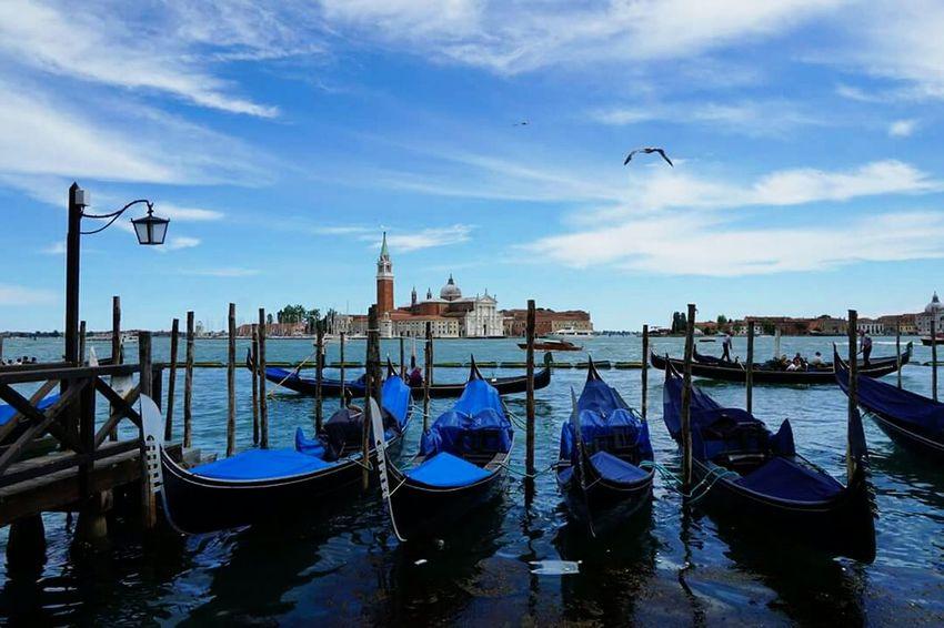 Gondola - Traditional Boat Travel Destinations