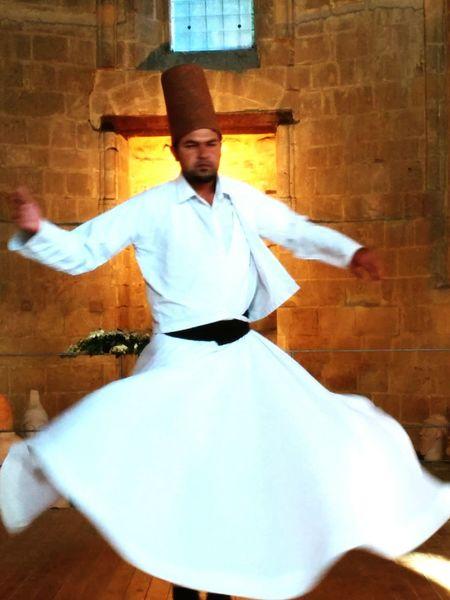 Turning Dervish Dance Dervish Northern Cyprus