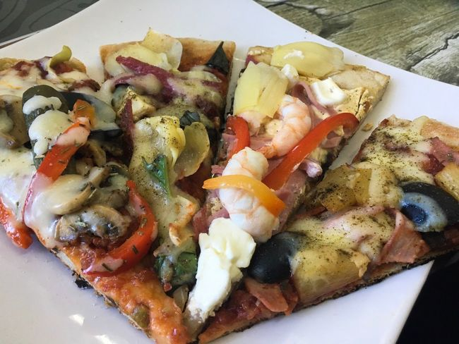 Pizza Pizza Time Food