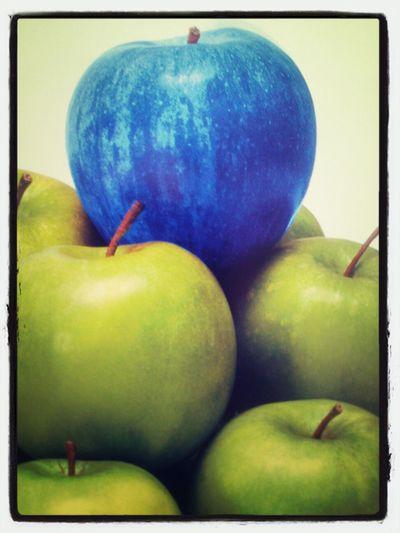 تفاحة نهضوية