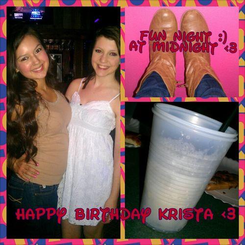 Krista Birthday <3