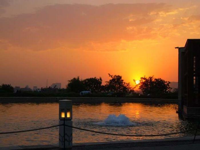 Egypt, azhar park