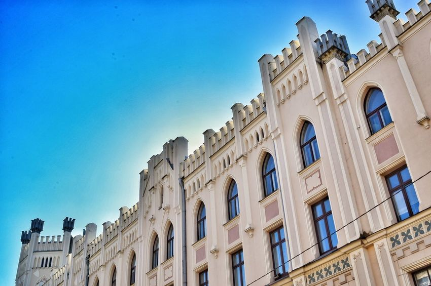 Old building. Architecture No People Outdoors Sky Day RigaCity Latvia Travel Architecture Clear Sky Tourism Summer Travel Destinations Nikond3200