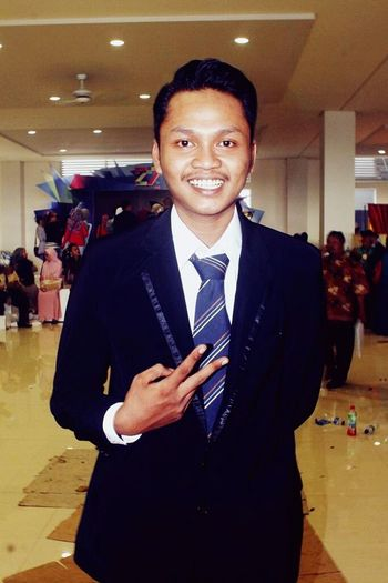 Happy Graduation my brother!🎉🎓 16Desember2014