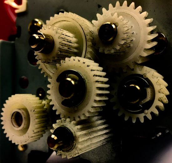 Gears Mechanical Motion Repairs