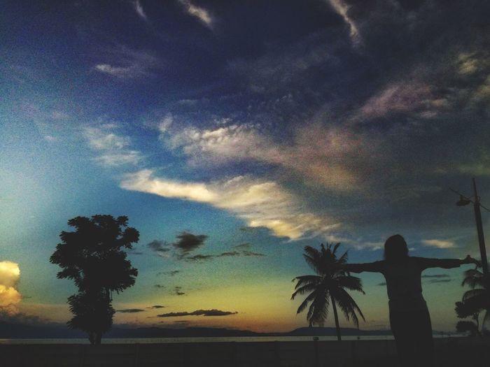 Nature Sunset First Eyeem Photo