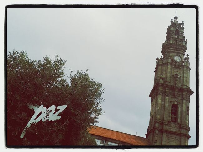 EyeEm Porto Torredosclerigos Landmarks Clara Filter