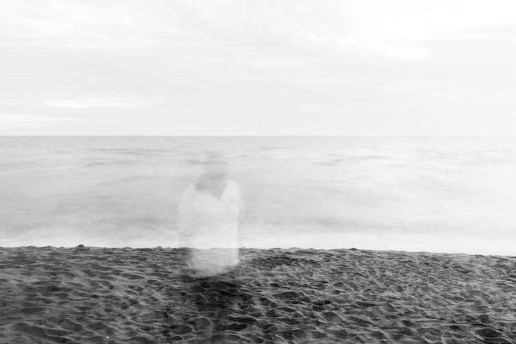 I see ghosts Beauty In Nature Cloud Cloud - Sky Day Fujifilm_xseries Horizon Over Water Idyllic Nature No People Non-urban Scene Ocean Outdoors Remote Rippled Scenics Sea Seascape Sky Tourism Tranquil Scene Tranquility Travel Destinations Vscofilm Water Wave