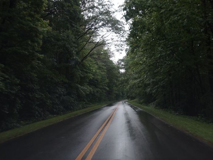 Driving down