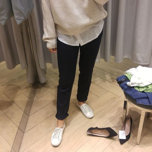 No People No Filter H&M Classy Casual Chic Outfit Indoors  Fashion Clothing Low Section Standing