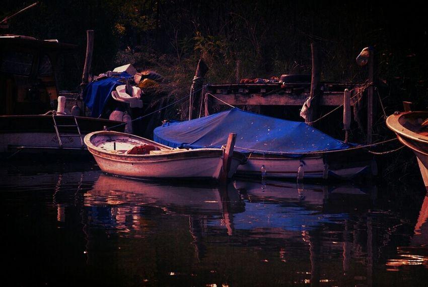 River Water Sunshine Goodmorning Istanbul Boat Turkey Goksu