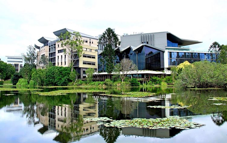 UQ Water Taking Photos Enjoying Life Hanging Out Check This Out Relaxing Building Springtime Nature