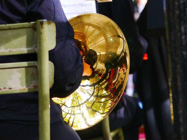 TakeoverMusic Real People One Person Music Brass Band Paris