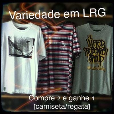 Variedade em LRG Promoçao Camiseta Regata Lrg  love instagram schoolstore school store skateshop boardshop skate skateboard siga followme follow me