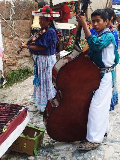 Indian Indian Culture  Huicholes Real De Catorce Huichol