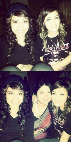My Sis & Mom ♥