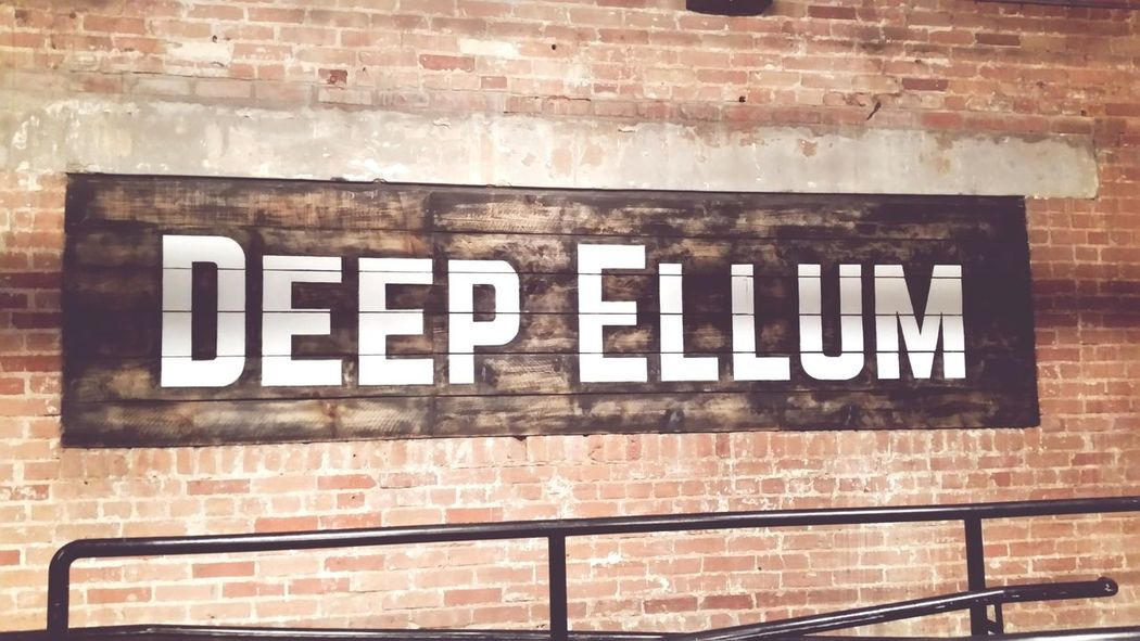 Deep Ellum March 19 2016