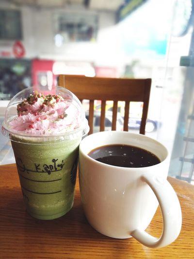 Starbucks ❤ Starbuckscoffee Starbuckstime Starbucks Starbucksthailand