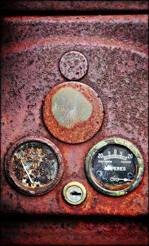 Gauges Rurex In Rust, We Trust Don't Be Square