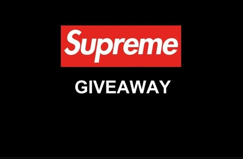 GIVEAWAY ON MY INSTAGRAM !! @edgar.miranda97 Streetstyle Streetwear Streetfashion Fashion Style Hypebeast  Menstyle Menswear Mensfashion Ootd Outfitsociety Simplefits Highfashion Urbanwear Urbanstyle Supreme Giveaway Red Text Communication No People Healthcare And Medicine Emergency Sign Night