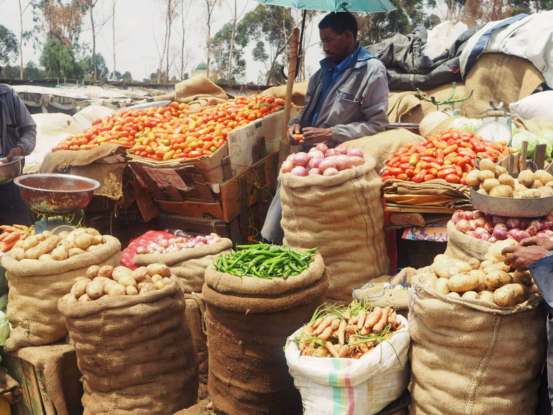 Eritrea Poor  Africa Farmer Vegetable Healthy Eating Atmosphere Fair Basket Market Food Market Stall Vegetable For Sale Business Freshness People Healthy Eating Food And Drink Outdoors Variation Day EyeEmNewHere
