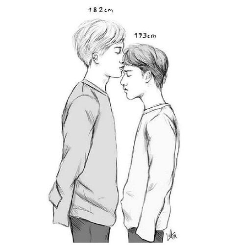 Omg!!! KaiSoo is real right? Happykaisooday Kai Kyungsoo Exok exo