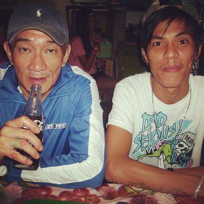 ang duha ka laki sakong kinabuhi my father and my husband :))