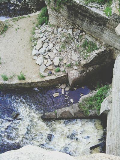 Erosion River View