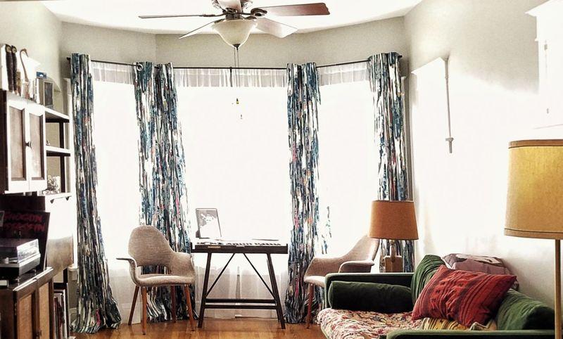 Chicago Scout Architecture Design Design Interior Livingroom Sunlit Window Record Player Craftsman