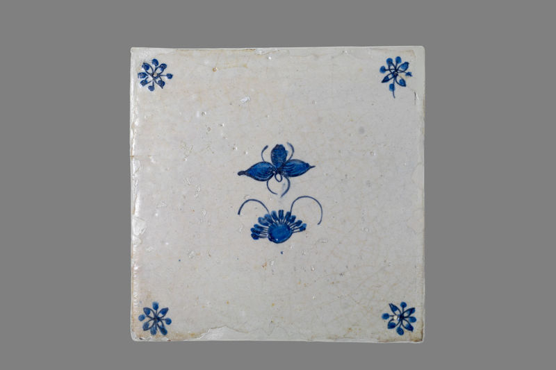 16th Century 17th Century 18th Century Fly Historic Tile