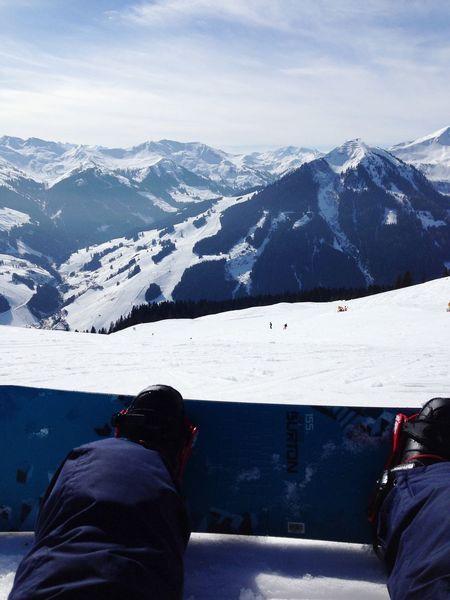 Snow ❄ Snowboard Austria Hinterglemm