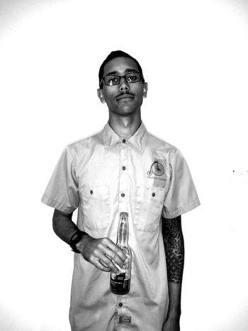 Chillin Tattoo Corona Portrait