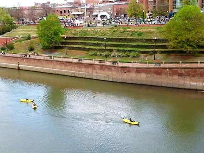 People Watching Festival Rowing Excercising People Photography Riverwalk Chattahoochee River Kayaking Riverscape Activities Eye4photography  EyeEm Events Columbus State University Crowded Crowds Park