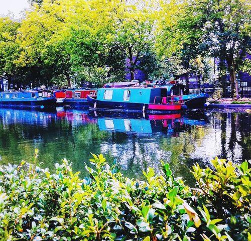 Little UK #byandrearochael Reflection Transportation Water Mode Of Transport EyeEmNewHere