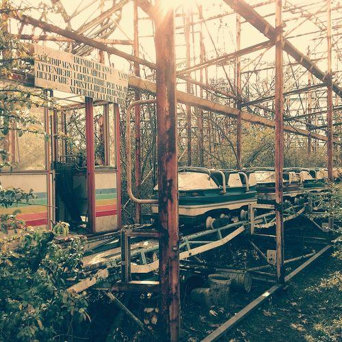 Infanzia Ricordi Nostalgia Giostre Lunapark Abbandono Rollercoaster Abandoned Places Abandoned Buildings Greenland