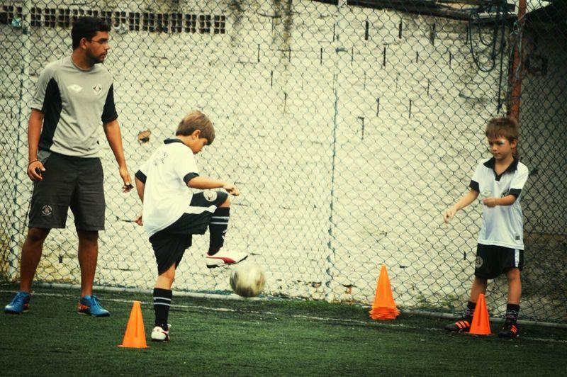 Soccer⚽ School Soccer Corinthians My Son My Live