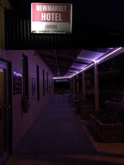 Aussie Pub Night View