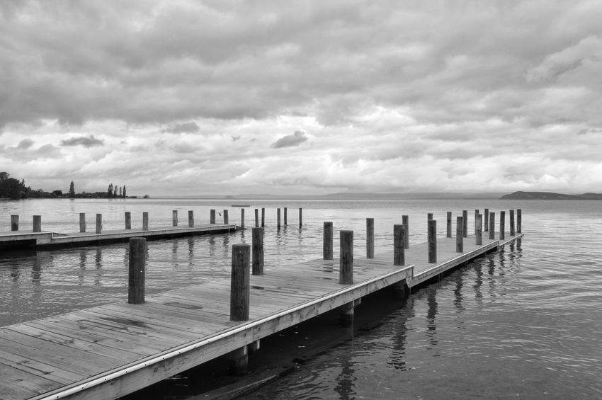 Lake Taupo. N.Z. 📷🙋😘😇😊 Water Nature Beauty In Nature Cloud - Sky No People Kiwi Clicker New Zealand Scenery Eye4photography  Nature On Your Doorstep Lake View Lake Outdoors Nature EyeEm Nature Lover EyeEm Best Shots Black And White Collection  Getting Inspired Love Nature