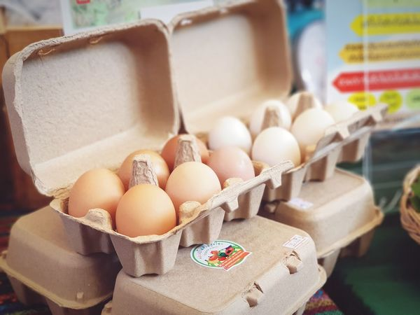 Egg Egg Carton Food And Drink Food Healthy Eating Freshness Market Store Food And Drink Merchandise Breakfast Freshness Chicken Egg